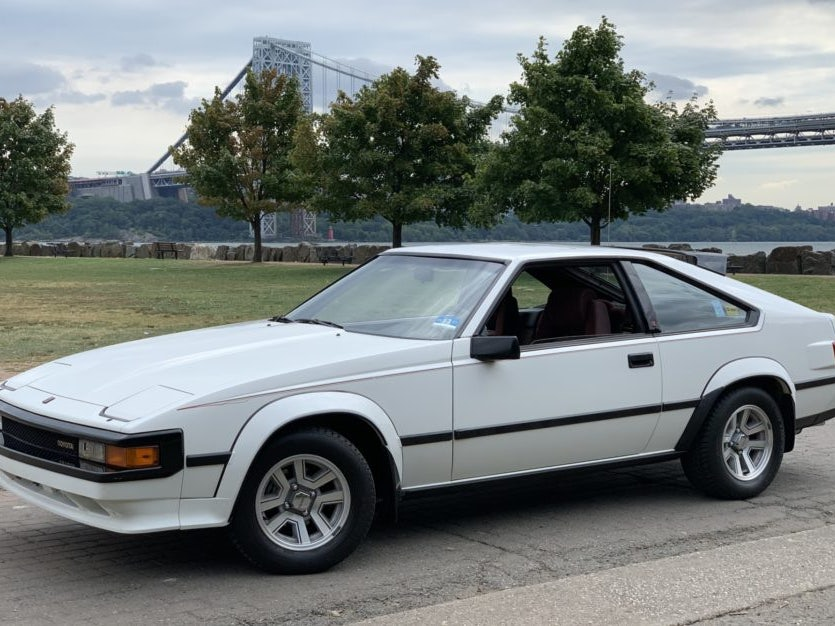 1984 Toyota Supra 5-Speed