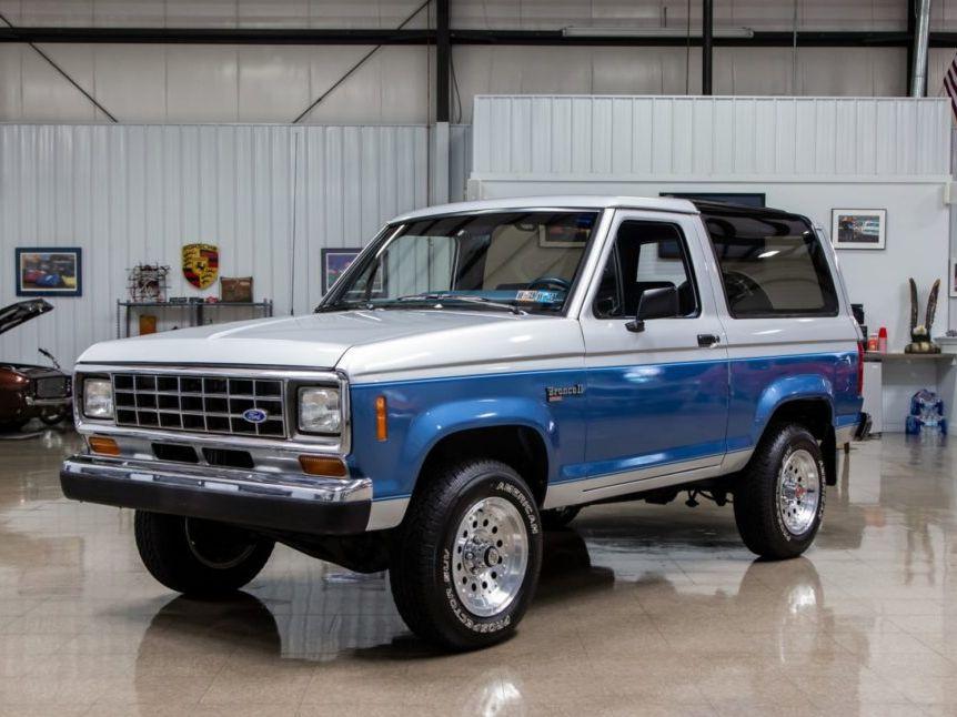 1988 Ford Bronco II XLT