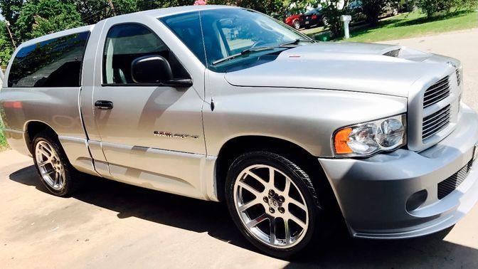 2004 Dodge Ram SRT-10 Pickup