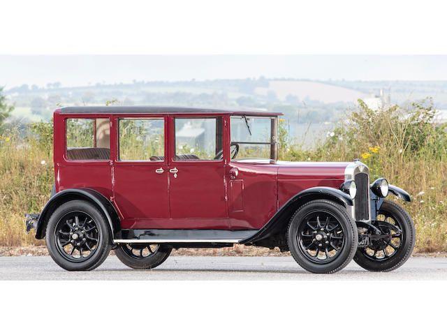 1928 Austin 12/4 Windsor Saloon