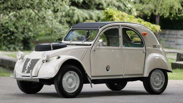1964 Citroën 2CV Sahara 4×4