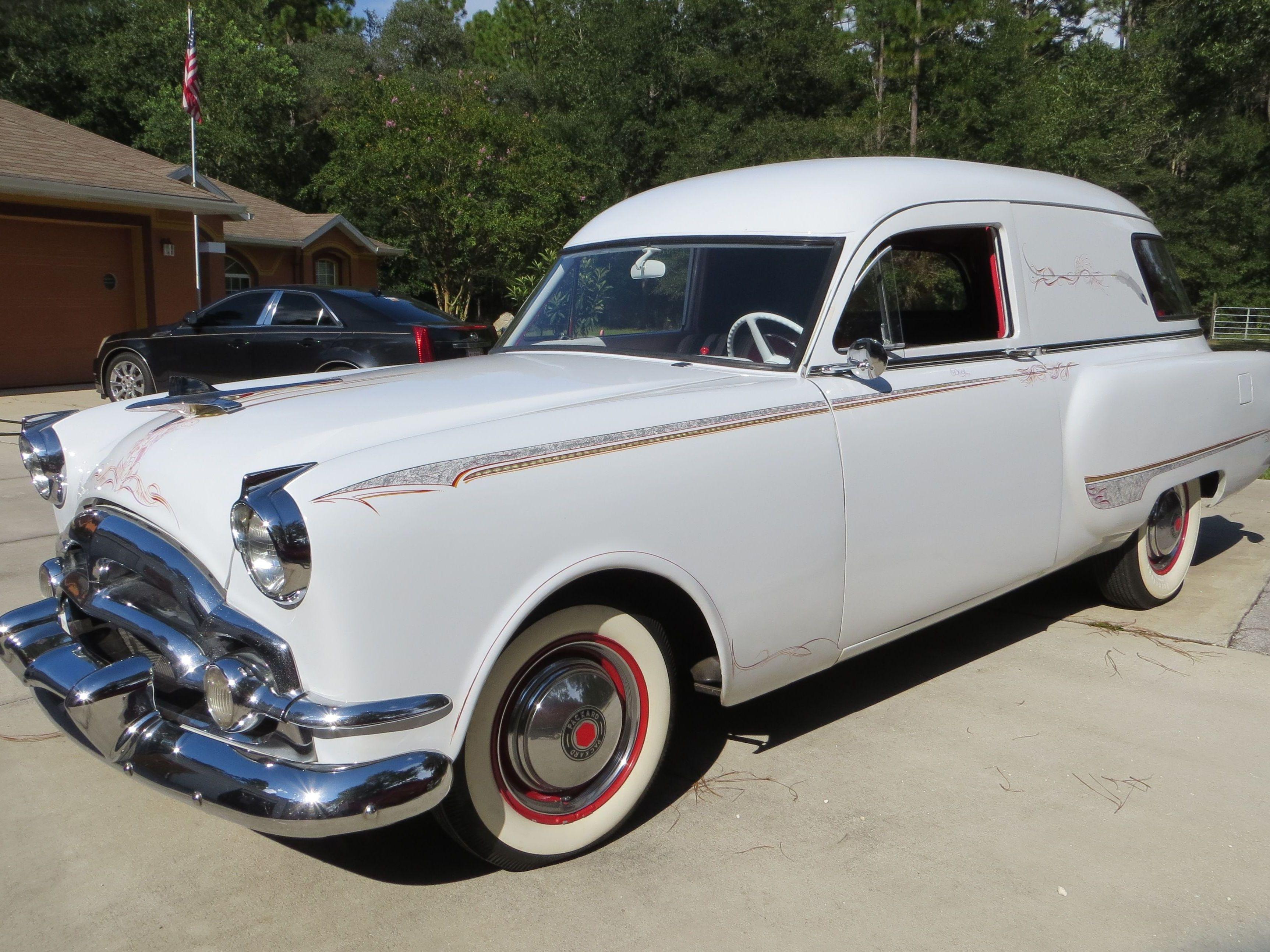 1954 Packard Henney Junior Ambulance