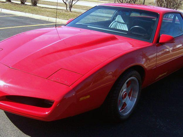 1992 Pontiac Firehawk