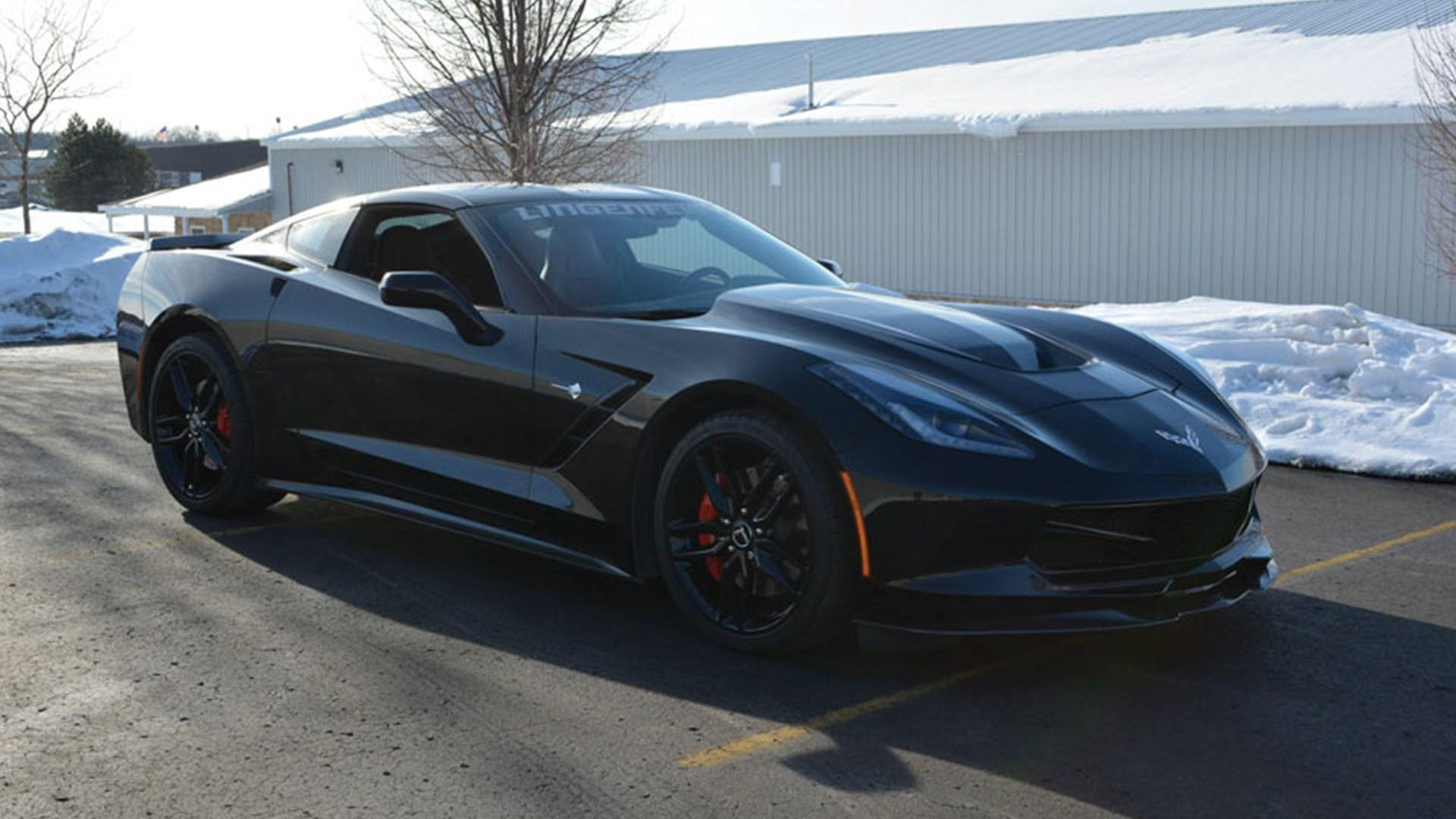 2014 Chevrolet Corvette Lingenfelter Supercharged