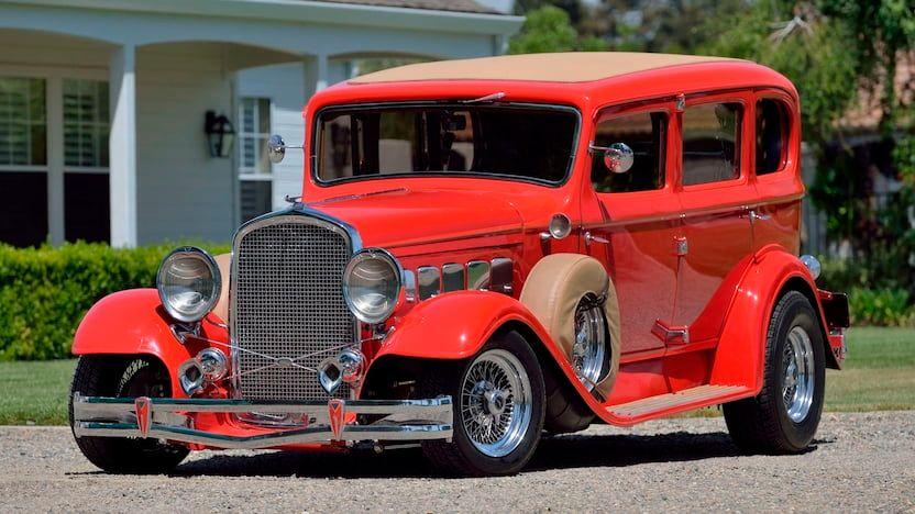 1931 Hudson Sedan Street Rod