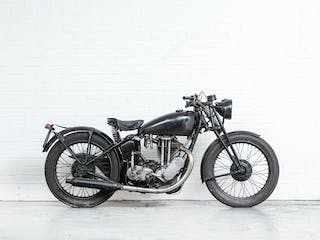 1941 Matchless/Ajs 348CC G3/L (See Text)