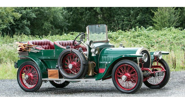 1908 Sheffield-Simplex 45HP Model LA2 Tourer
