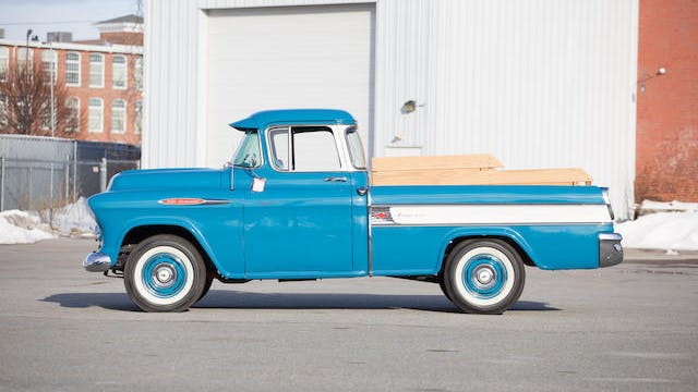 1957 Chevrolet Cameo Pick Up