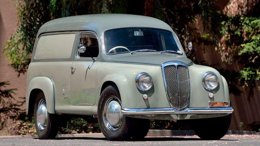 1956 Lancia Appia Furgoncino Series 2