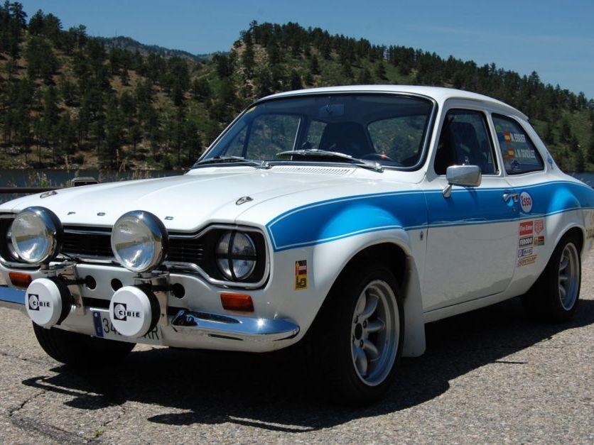 1973 Ford Escort MK1