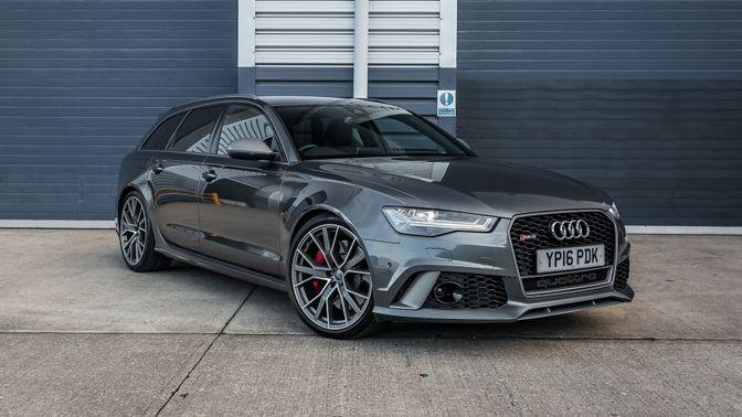 2016 Audi RS6 Performance
