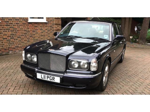 2001 Bentley Arnage 'Red Label' Saloon