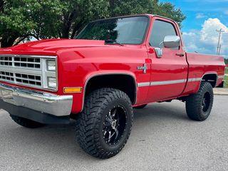 1986 Chevrolet K10 4X4 Pickup