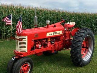 1957 Farmall 350 Diesel
