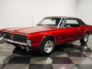 1967 Mercury Cougar XR7 GT 390 V8 3 Speed Auto