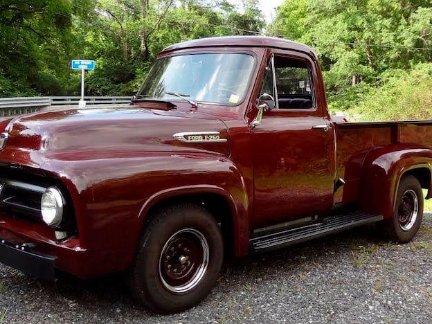 1953 Ford F250 Pickup