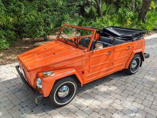 1973 Volkswagen Thing Type 181