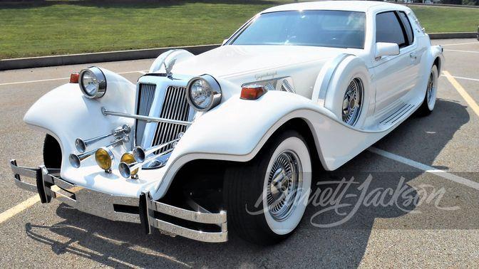 1984 Tiffany Classic Coupe