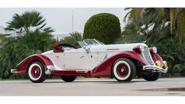 1935 Auburn 851 Speedster Replica