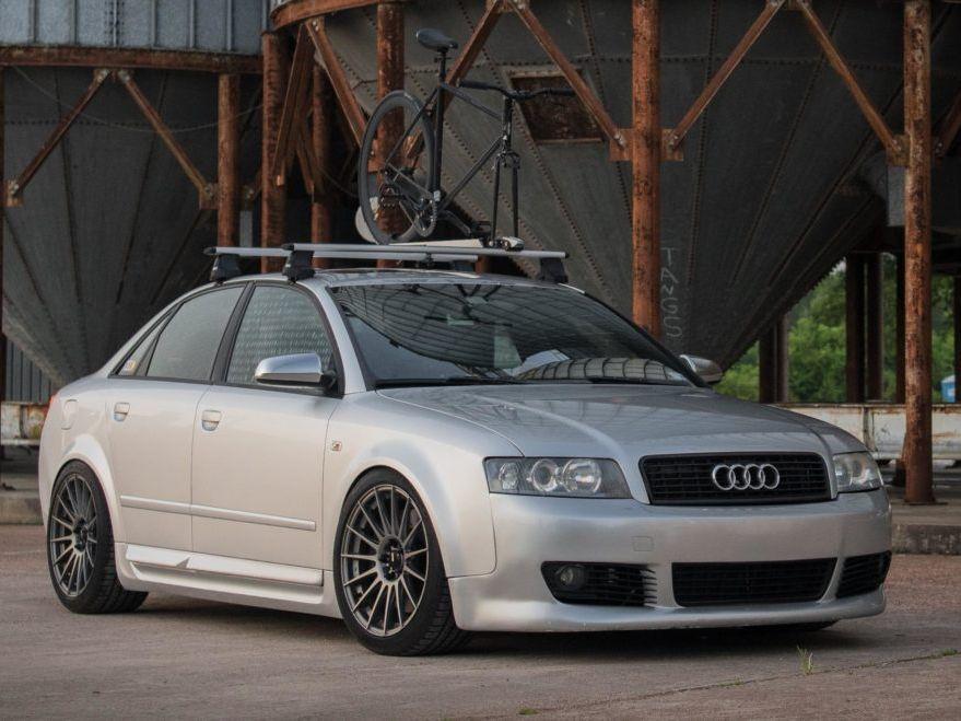 2004 Audi S4 6-Speed