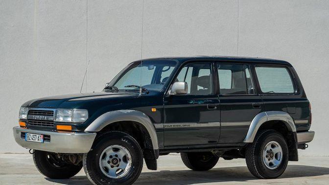 1993 Toyota Land Cruiser Vx HDJ80