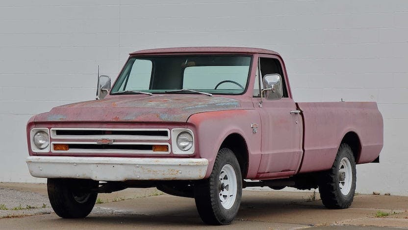 1967 Chevrolet C20 Pickup