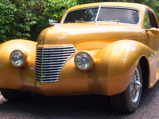 1940 Lasalle 5-Window Coupe Street Rod