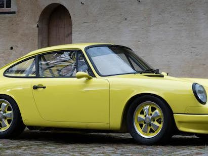 1968 Porsche  911T Coupé