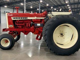 1966 Farmall 1206 Diesel