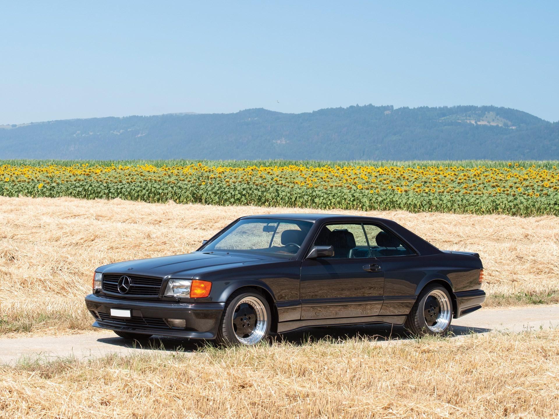 1991 Mercedes-Benz 560 Sec AMG 6.0 'Wide-Body'
