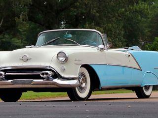 1954 Oldsmobile 98 Convertible