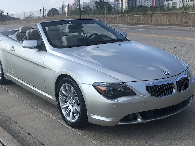 2007 BMW 650Ci Convertible