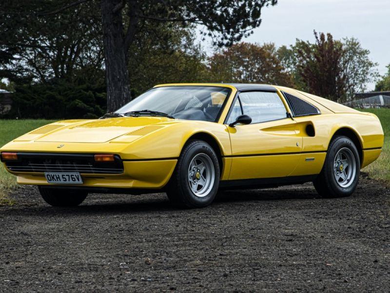 1980 Ferrari 308 Gtsi (Lhd)