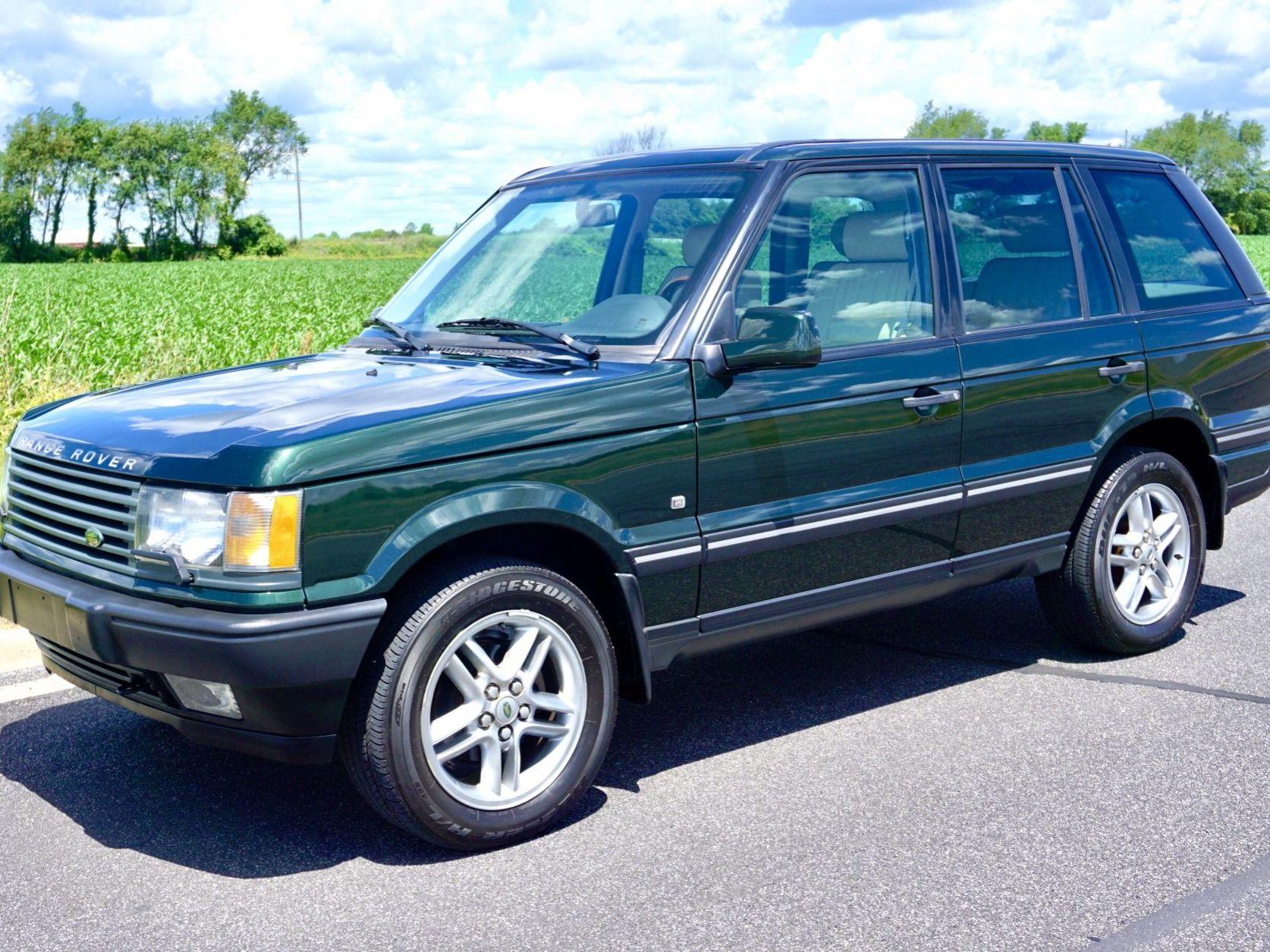 2001 Land Rover Range Rover 4.6 Hse