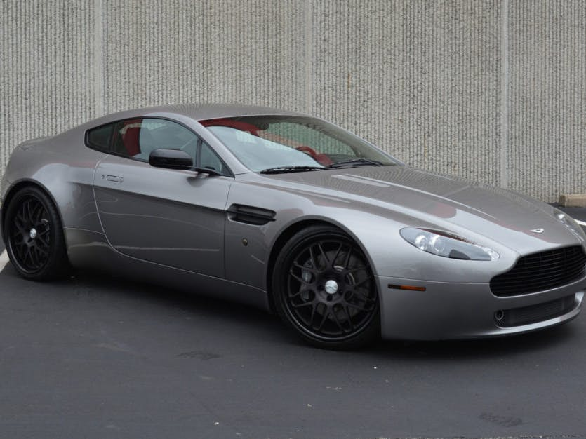 2007 Aston Martin V8 Vantage 6-Speed