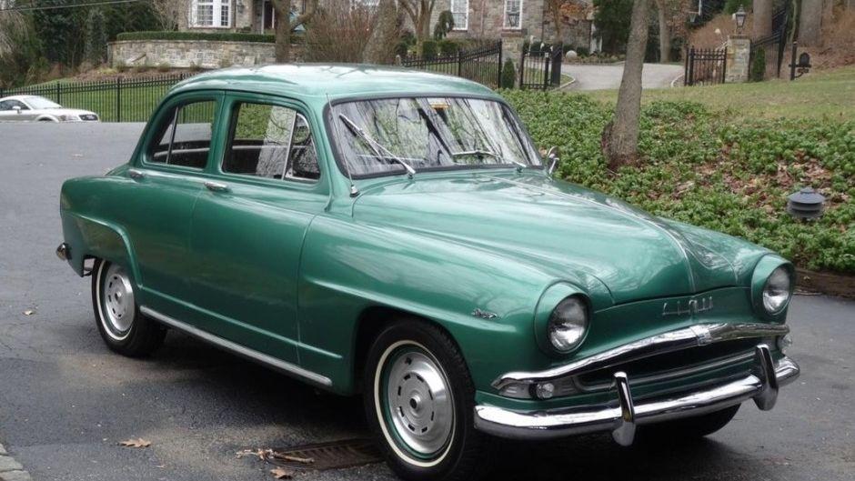 Jeune 1959 Simca Aronde Sedan VIN: 90A2814233 - CLASSIC.COM ZH-14
