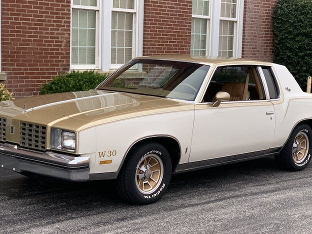 1979 Oldsmobile Hurst/Olds W-30