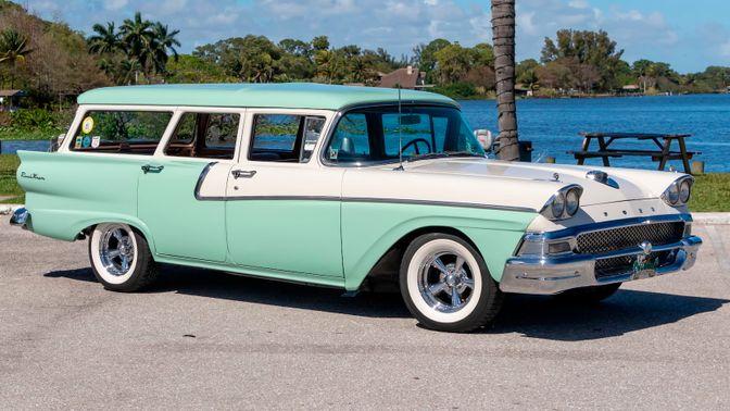 1958 Ford Country Sedan Ranch Wagon