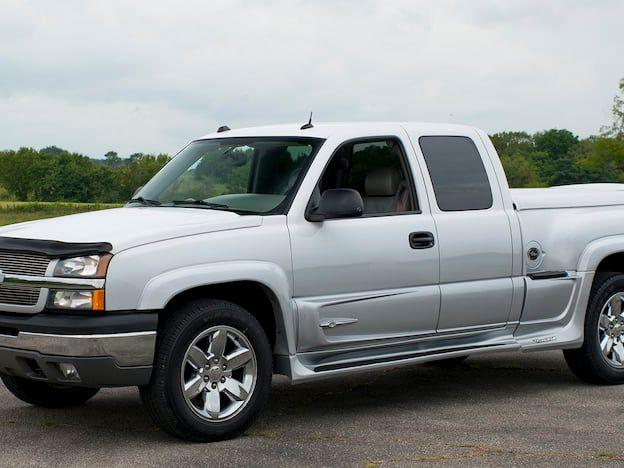 2004 Chevrolet Silverado Pickup