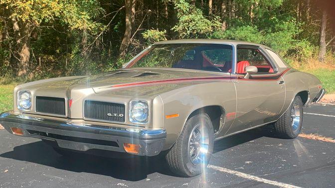 1973 Pontiac GTO