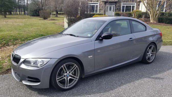 2011 BMW 335IS Coupe 6-Speed