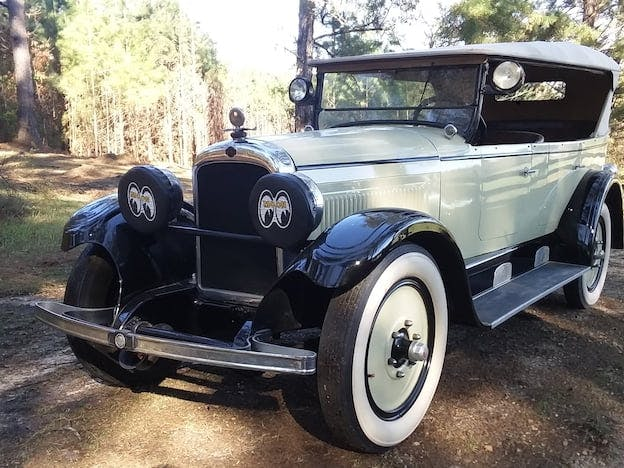1925 Nash Touring
