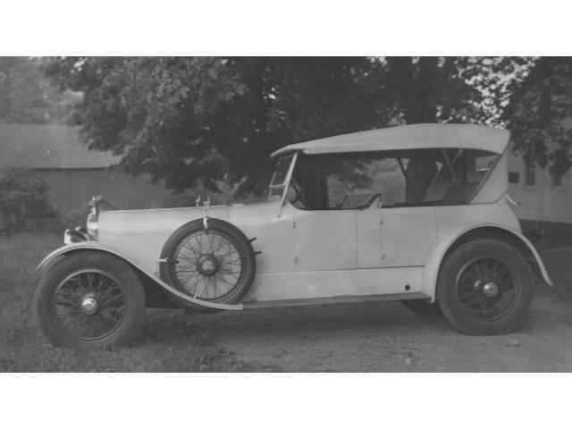 1921 Sunbeam 24/70 Four-Passenger Tourer