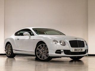 2013 Bentley Continental GT Speed W12