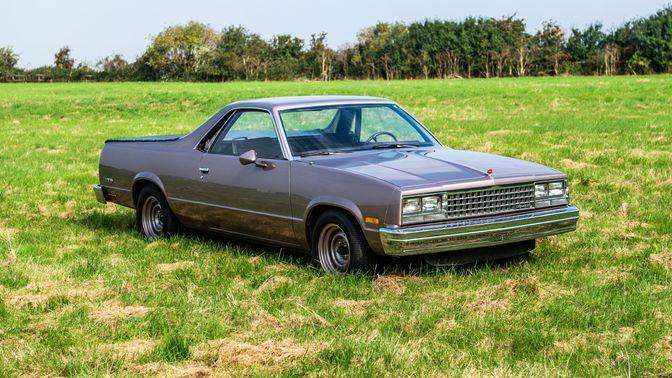 1984 Chevrolet El Camino V6 Pickup