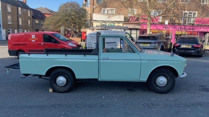 1966 Datsun 520 Truck