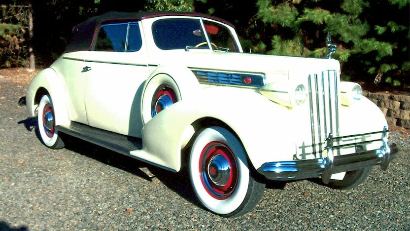 1939 Packard Super Eight Convertible
