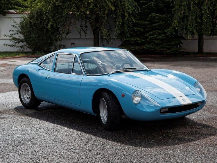1966 De Tomaso Vallelunga