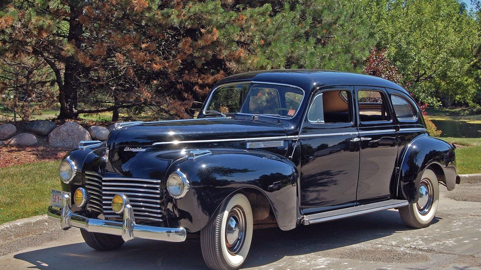 1940 Chrysler New Yorker