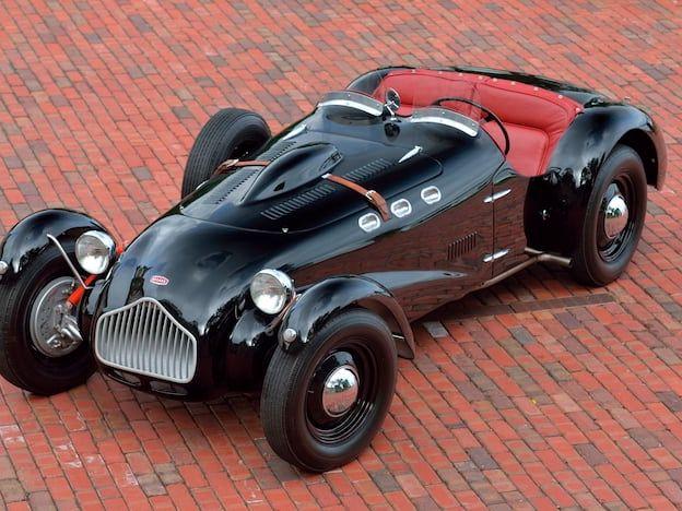 1952 Allard J2 Roadster